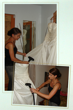 For steaming, pressing, alterations and delivery call 1.808.651.5497