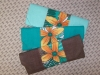 set-of-orange-and-turquoise-clutches