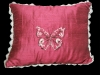 butterfly-embroidered-pillow