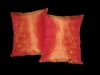 red-embroidered-pillows